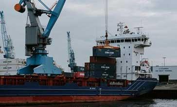 Marine engineering, container,dockyard