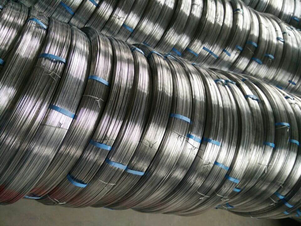 Oval Wire