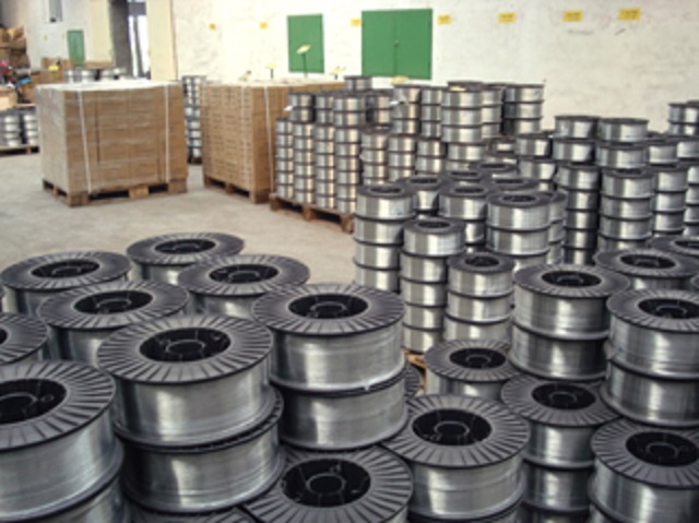 Thermal spray Zinc wire