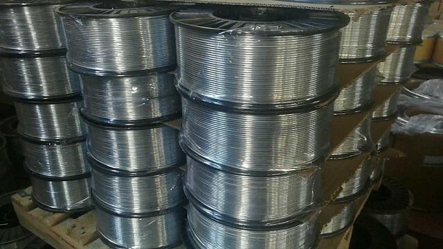 Thermal spray Zinc wire
