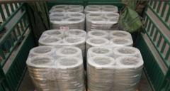 Production process of zinc aluminum alloy wire