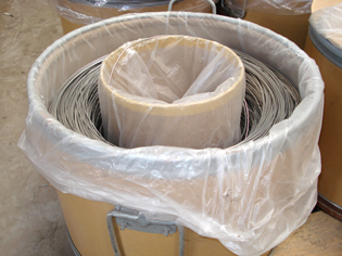 Pure Zinc Wire for Pipe Thermal Spraying