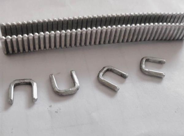 Aluminum U sharped Clips