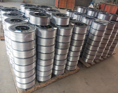 Nickel-aluminium alloy wire