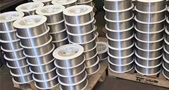 What are the applications of arc spraying nickel aluminum alloy wire in engineering ?