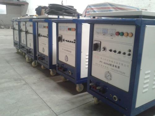 Arc spraying equipment