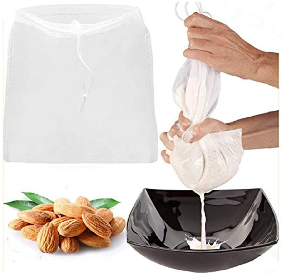 Coffee, tea, milk, soya-bean milk filter bag