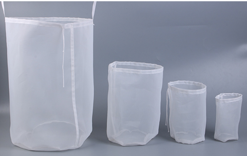 Nylon Cylindrical filter bag